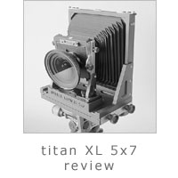 Titan XL 5x7 Review